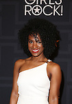 ACTRESS VICKY JEUDY  ATTENDS THE 2016 BLACK GIRLS ROCK! Hosted by TRACEE ELLIS ROSS  Honors RIHANNA (ROCK STAR AWARD), SHONDA RHIMES (SHOT CALLER), GLADYS KNIGHT LIVING LEGEND AWARD), DANAI GURIRA (STAR POWER), AMANDLA STENBERG YOUNG, GIFTED & BLACK AWARD), AND BLACK LIVES MATTER FOUNDERS PATRISSE CULLORS, OPALL TOMETI AND ALICIA GARZA (CHANGE AGENT AWARD) HELD AT NJPAC