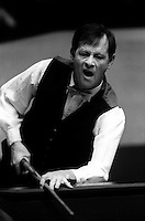 Pix:Michael Steele/SWpix...Snooker. The Crucible, Sheffield. 1994...COPYRIGHT PICTURE>>SIMON WILKINSON..Alex Higgins.