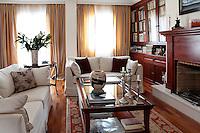 classic living room
