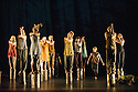 "London, UK. 08.06.2013. The newly-formed National Youth Dance Company presents ""in between"" in a double bill, as part of A String of Rites, to commemorate the centenary of Igor Stravinky's ""The Rite of Spring"", at Sadler's Wells. Photograph © Jane Hobson."