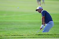 Paul Casey (GBR) chips on to 9  during round 2 of the Honda Classic, PGA National, Palm Beach Gardens, West Palm Beach, Florida, USA. 2/24/2017.<br /> Picture: Golffile | Ken Murray<br /> <br /> <br /> All photo usage must carry mandatory copyright credit (&copy; Golffile | Ken Murray)
