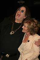 OZZY AND SHARON OSBOURNE 2006<br /> Photo to By John Barrett-PHOTOlink