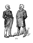 Members We Shall Miss. Patrick O'Hea and William O'Shea.