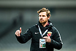 Shanghai FC Head Coach Andre Villas-Boas gestures during the AFC Champions League 2017 Group F match between Shanghai SIPG FC (CHN) vs Western Sydney Wanderers (AUS) at the Shanghai Stadium on 28 February 2017 in Shanghai, China. Photo by Marcio Rodrigo Machado / Power Sport Images