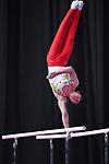 Kakeru Tanigawa (JPN), <br /> AUGUST 20, 2018 - Artistic Gymnastics : Men's Individual All-Around Parallel Bars at JIEX Kemayoran Hall D during the 2018 Jakarta Palembang Asian Games in Jakarta, Indonesia. <br /> (Photo by MATSUO.K/AFLO SPORT)