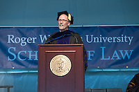 Roger Williams School of Law Graduation_5-13-16