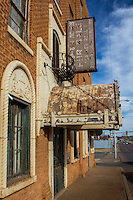 The Casa Grande Hotel was built in 1928 by EM Woody in Elk City Oklahoma becoming the largest hotel on Route 66 between Oklahoma City and Amarillo.
