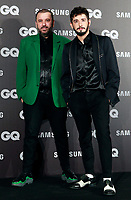 Felix Sabroso y Jau Fornes attend the 2017 'GQ Men of the Year' awards. November 16, 2017. (ALTERPHOTOS/Acero)