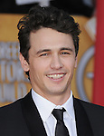 James Franco at the 17th Screen Actors Guild Awards held at The Shrine Auditorium in Los Angeles, California on January 30,2011                                                                               © 2010 DVS/ Hollywood Press Agency