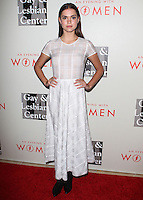 "BEVERLY HILLS, CA, USA - MAY 10: Maia Mitchell at the ""An Evening With Women"" 2014 Benefiting L.A. Gay & Lesbian Center held at the Beverly Hilton Hotel on May 10, 2014 in Beverly Hills, California, United States. (Photo by Celebrity Monitor)"