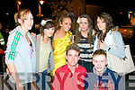 Wrenboys Listowel: Attending the All-Ireland Wrenboy Competition on Listowel on Friday night last were in front Ryan Carroll, Athea & Shane Horgan, Duagh. Back: Emma Thornton, Mariah Stack, Kara Enright, Lauren Sheeran & Caoimhe O'Sullivan, Listowel.
