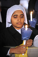 candle Nun 26, march 2010