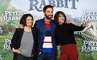 2018 03 21 Peter Rabbit photocall