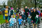 Tir na Nog Easter Festival - Under 12 Kids Fancy Dress Fun Run in Tralee Town Park were
