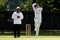 Ehsan of Barking during Barking CC (Fielding) vs Redbridge CC, Essex County League Cricket at Mayesbrook Park on 25th May 2019