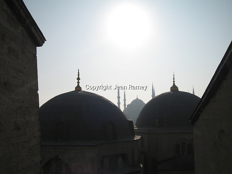 Mysterious Mosques
