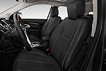 Front seat view of 2016 GMC Terrain Denali 5 Door SUV Front Seat car photos