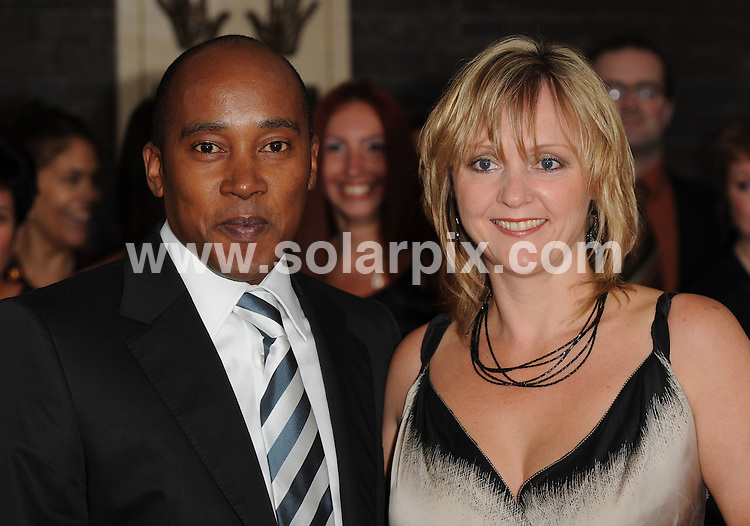 **ALL ROUND PICTURES FROM SOLARPIX.COM** **WORLDWIDE SYNDICATION RIGHTS** .Red carpet arrivals at Britain's Best 2008. Held at the London Studios, Upper Ground, London. 18 May 2008. ..This pic: Anthony Hamilton..JOB REF: 6438 SSD DATE: 18_05_2008 **MUST CREDIT SOLARPIX.COM OR DOUBLE FEE WILL BE CHARGED* *UNDER NO CIRCUMSTANCES IS THIS IMAGE TO BE REPRODUCED FOR ANY ONLINE EDITION WITHOUT PRIOR PERMISSION*