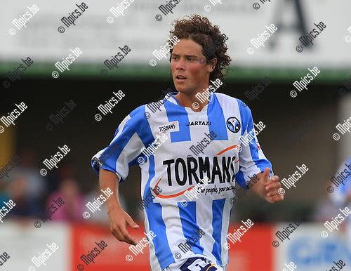 2010-06-22 / Voetbal / seizoen 2010-2011 / Verbroedering Geel-Meerhout / Martijn Plessers..Foto: mpics