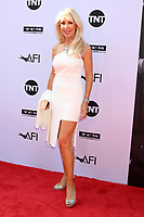 HOLLYWOOD, CA - JUNE 7: Linda Thompson at the American Film Institute Lifetime Achievement Award Honoring George Clooney at the Dolby Theater in Hollywood, California on June 7, 2018. <br /> CAP/MPI/DE<br /> &copy;DE//MPI/Capital Pictures