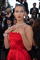Bella Hadid at the premiere for &quot;Okja&quot; at the 70th Festival de Cannes, Cannes, France. 19 May  2017<br /> Picture: Paul Smith/Featureflash/SilverHub 0208 004 5359 sales@silverhubmedia.com