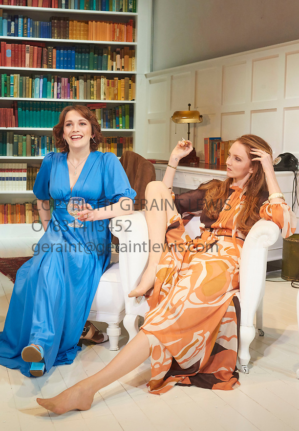 The Philanthropist by Christopher Hampton, directed by Simon Callow. With  Charlotte Ritchie as Celia, Lily Cole as Araminta,Opens at The Trafalgar Studios Theatre on 14/3/18
