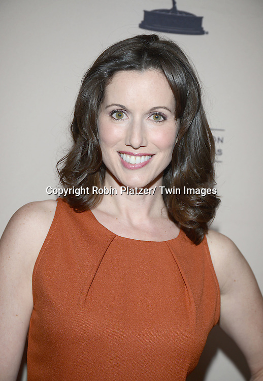Heather Roop attends the Academy Of Television Arts & Science Daytime Programming  Peer Group Celebration for the 40th Annual Daytime Emmy Awards Nominees party on June 13, 2013 at the Montage Beverly Hills in Beverly Hills, California.