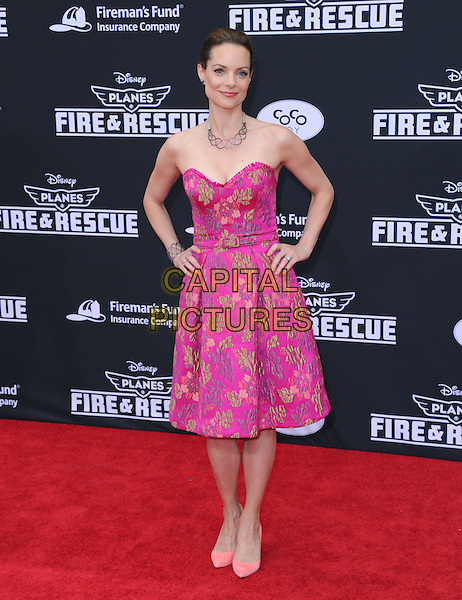 Kimberly Williams-Paisley attends The Disney 'Planes: Fire &amp; Rescue' premiere held at The El Capitan Theatre in Hollywood, California on July 15,2014                                                                               <br /> CAP/DVS<br /> &copy;DVS/Capital Pictures