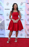 6 April 2019 - Los Angeles, California - Nia Sioux. the Ending Youth Homelessness: A Benefit For My Friend's Place  held at Hollywood Palladium.  <br /> CAP/ADM/FS<br /> &copy;FS/ADM/Capital Pictures
