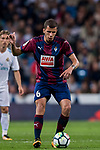 Cristian Rivera Hernandez of SD Eibar in action during the La Liga 2017-18 match between Real Madrid and SD Eibar at Estadio Santiago Bernabeu on 22 October 2017 in Madrid, Spain. Photo by Diego Gonzalez / Power Sport Images