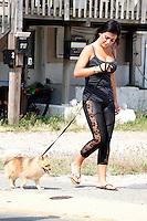 J WoWW pictured walking her dog during filming of The Jersey Shore Show season six in Seaside Heights, New Jersey on June 28, 2012 &copy; Star Shooter / MediaPunchInc */NORTEPHOTO.COM*<br /> **SOLO*VENTA*EN*MEXICO** **CREDITO*OBLIGATORIO** *No*Venta*A*Terceros*<br /> *No*Sale*So*third* ***No*Se*Permite*Hacer Archivo***No*Sale*So*third*&Acirc;&copy;Imagenes*con derechos*de*autor&Acirc;&copy;todos*reservados*