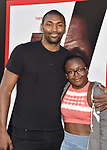 HOLLYWOOD, CA - JULY 17: Metta World Peace attends the premiere of Columbia Picture's 'Equalizer 2' at TCL Chinese Theatre on July 17, 2018 in Hollywood, California.