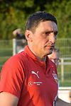 18.07.2018, Voehlinstadion, Illertissen, GER, FSP, FV Illertissen - VfB Stuttgart, im Bild Tayfun Korkut (Stuttgart)<br /> <br /> Foto &copy; nordphoto / Hafner