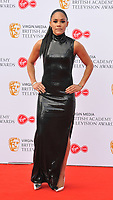 Alex Scott at the British Academy (BAFTA) Television Awards 2019, Royal Festival Hall, Southbank Centre, Belvedere Road, London, England, UK, on Sunday 12th May 2019.<br /> CAP/CAN<br /> &copy;CAN/Capital Pictures