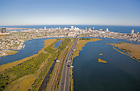 Atlantic City Expressway, Atlantic City, New Jersey
