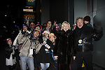The Stars of Broadway 2015 New Year's Eve Times Square Ball Drop on December 31, 2014 at the Copacabana, New York City, New York.  (Photo by Sue Coflin/Max Photos)