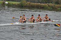 176 SHP. Reading Rowing Club Small Boats Head 2011. Tilehurst to Caversham 3,300m downstream. Sunday 16.10.2011
