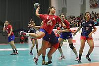 Balonmano 2016 Panamericano Femenino Chile vs Paraguay