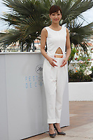 Hsieh Hsin-Ying <br /> Festival del Cinema di Cannes 2015<br /> Foto Panoramic / Insidefoto