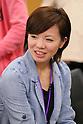 Ayuko Ito, APRIL 22, 2013 : The Building up Team Japan 2013 for Sochi at Ajinomoto NTC, Tokyo, Japan. (Photo by AFLO SPORT)