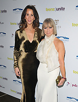 LONDON, ENGLAND - NOVEMBER 29: Andrea McLean and Karen Millen at the Teens Unite: Tales Untold charity gala, Rosewood London, High Holborn on Friday 29 November 2019 in London, England, UK. <br /> CAP/CAN<br /> ©CAN/Capital Pictures