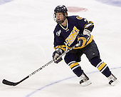 Matt Byrnes - Boston College defeated Merrimack College 3-0 with Tim Filangieri's first two collegiate goals on November 26, 2005 at Kelley Rink/Conte Forum in Chestnut Hill, MA.