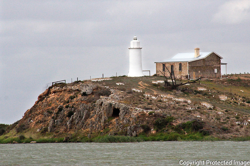30_Lake Albert Lighthouse, The Coorong, South Australia