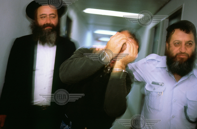 Yehuda Gordon, a Jerusalem based Rabbi, arrests a Jewish husband in order to force him to divorce his wife.  Yehuda is commissioned by the Rabbinical courts to trace errant husbands who refuse to divorce their wives, denying them access to the their rights under Jewish law.