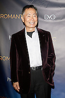 LOS ANGELES - NOV 9: George Takei at the special screening of Matt Zarley's 'hopefulROMANTIC' at the American Film Institute on November 9, 2014 in Los Angeles, California