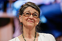 Pictured: Marina Warner.<br /> Re: Hay Festival at Hay on Wye, Powys, Wales, UK. Saturday 02 June 2018