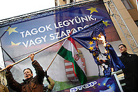 Hungary: Far right wants to leave the EU - 2012