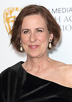 Kirsty Wark at the Virgin Media BAFTA Television Awards 2019 - Press Room at The Royal Festival Hall, London on May 12th 2019<br /> CAP/ROS<br /> ©ROS/Capital Pictures