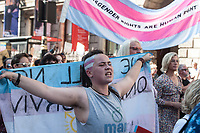 Trans Pride in London 2019. 14-9-19