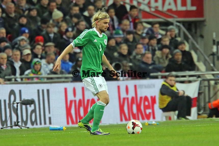 Marcel Schmelzer (D) - England vs. Deutschland im Wembley Stadium